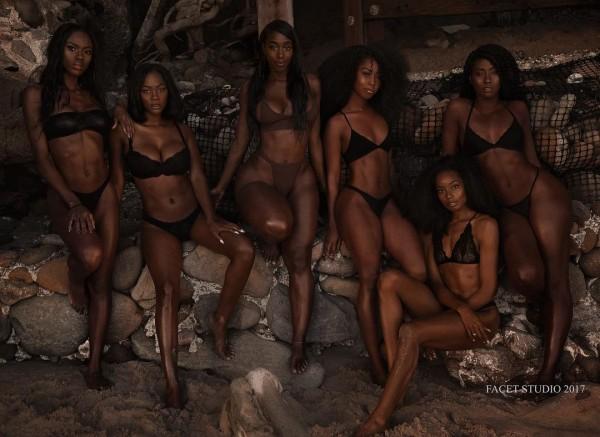 Bria Myles: Chocolate Girl Wonder - Facet Studio