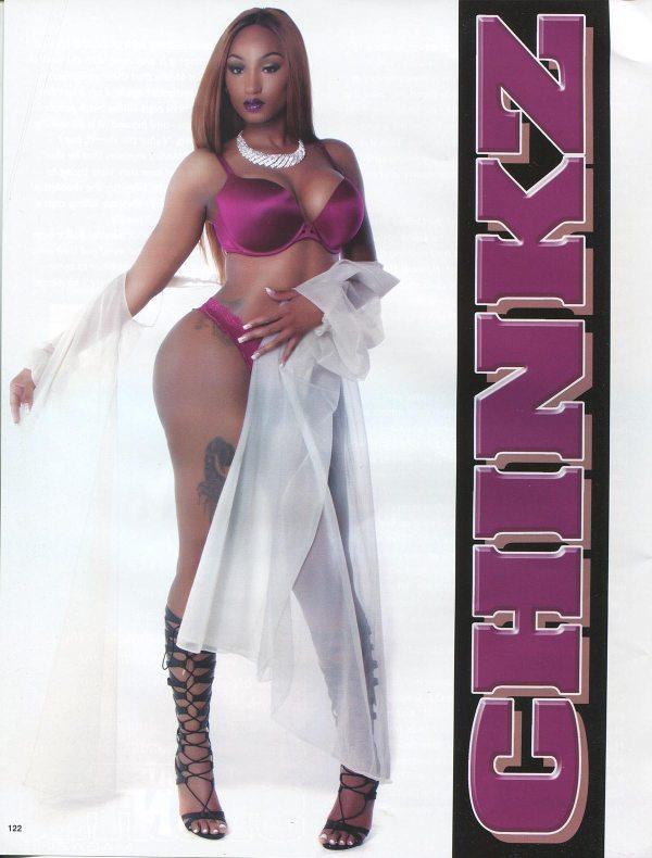 Chinkz in Straight Stuntin Issue #43