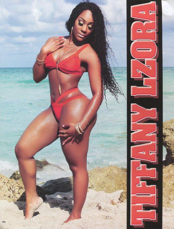 Tiffany Lzora in Straight Stuntin Issue #43