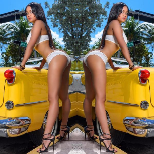 Waini @babyz_waini - Introducing - SexyLuxStudio