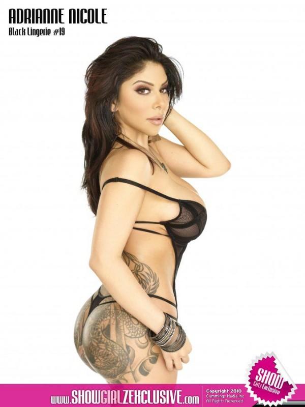 Adrianne Nicole in SHOW Magazine