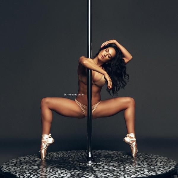 Sarah Mundo: Pole Fitness - 2020 Photography