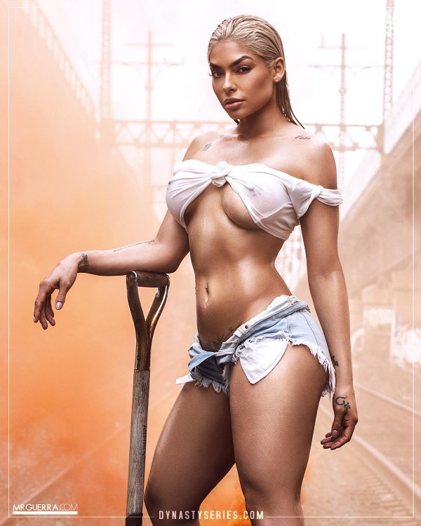 Ivette Denise: All Aboard - Jose Guerra