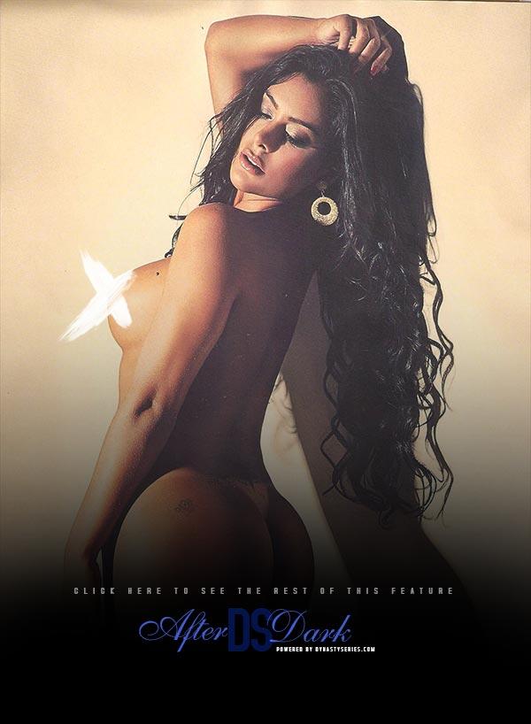 Larissa Riquelme in Sexy Brazil - DSAfterDark