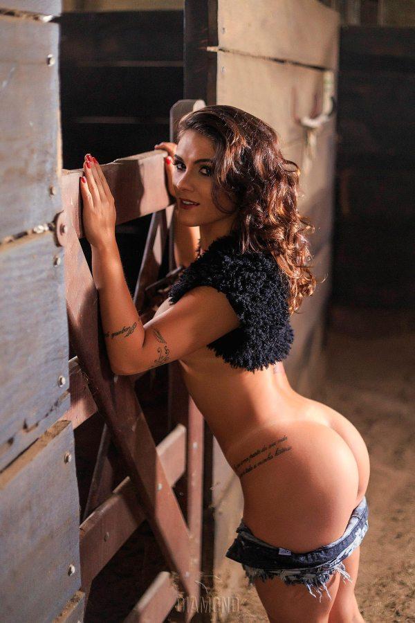 Jéssica Grassini x Diamond Brazil 00794