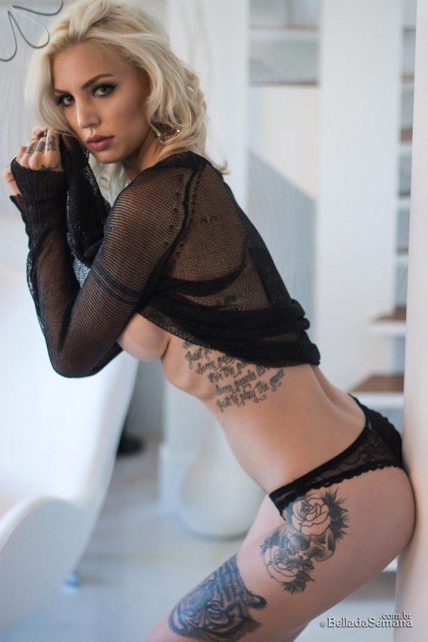 Priscila d'Avila x BellaClub