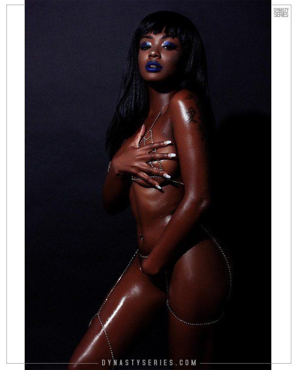 Deja Mary @dejamary: Chocolate Chainz – Le Creme Nation