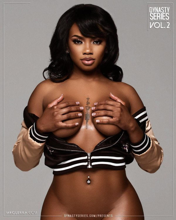 Ivy Christiana: AllHipHopModels Presents Volume 2 Preview
