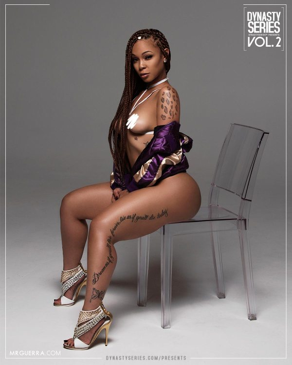 Mercedes Morr: AllHipHopModels Presents Volume 2 Bonus Preview