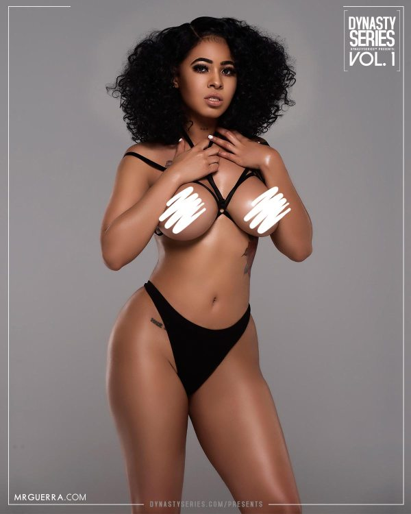 Sasha Bleu: AllHipHopModels Presents Volume 1 Bonus Preview