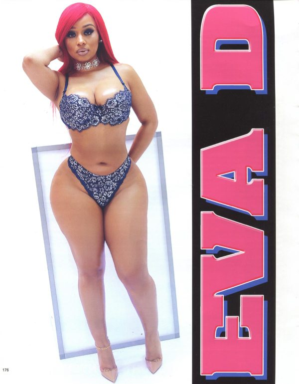 Eva D in Straight Stuntin Magazine #46