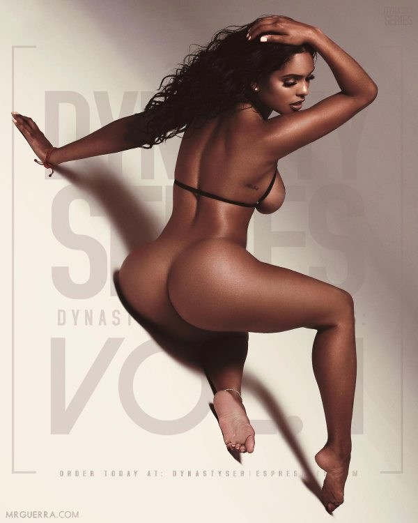 Leezah: Covergirl for DynastySeries™ Presents Volume 1 - Exclusives