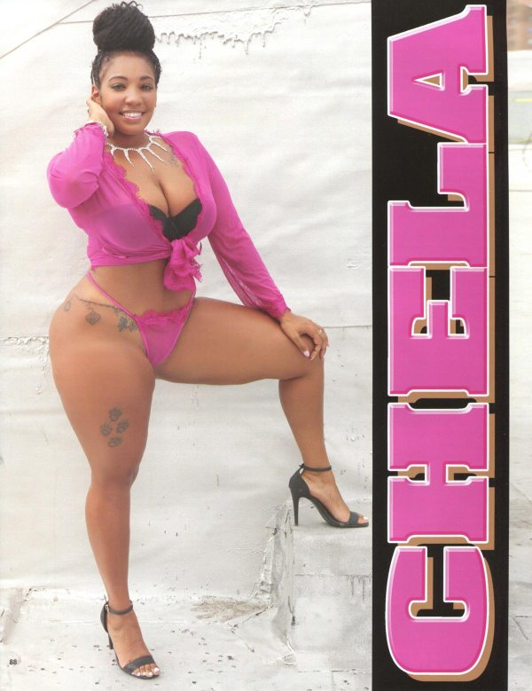 Chela in Straight Stuntin Magazine #47