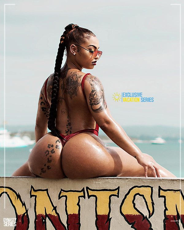 Storyy: Exclusive Vacation Series x Hedonism Jamaica - Pier G