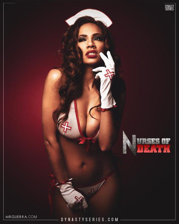 Erica Mena: DynastySeries Collectors Edition - Nurses of Death