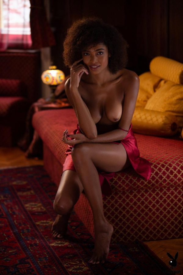 Bruna Rocha in Tempting Invitation - Playboy
