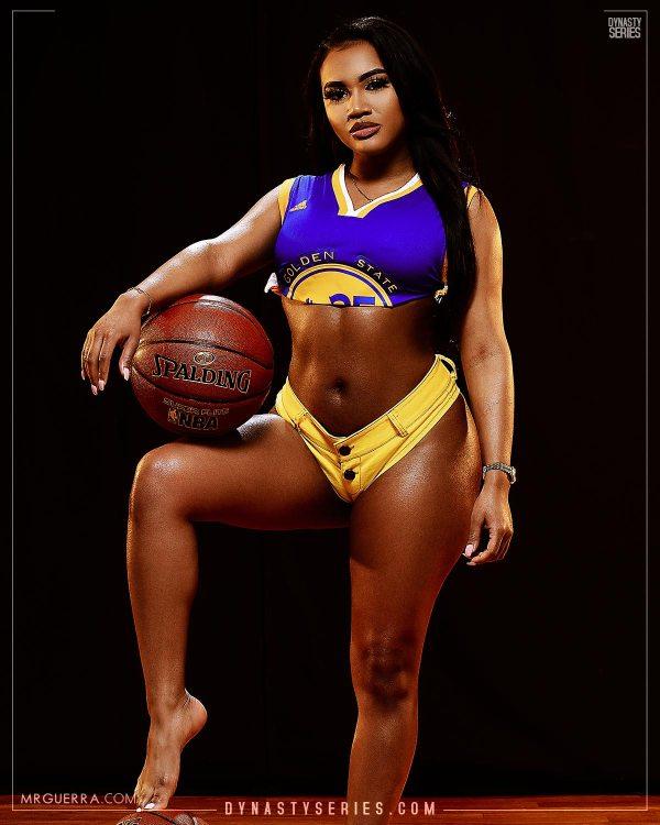 Beauty: NBA Playoffs 2019 x Golden State Warriors - Jose Guerra