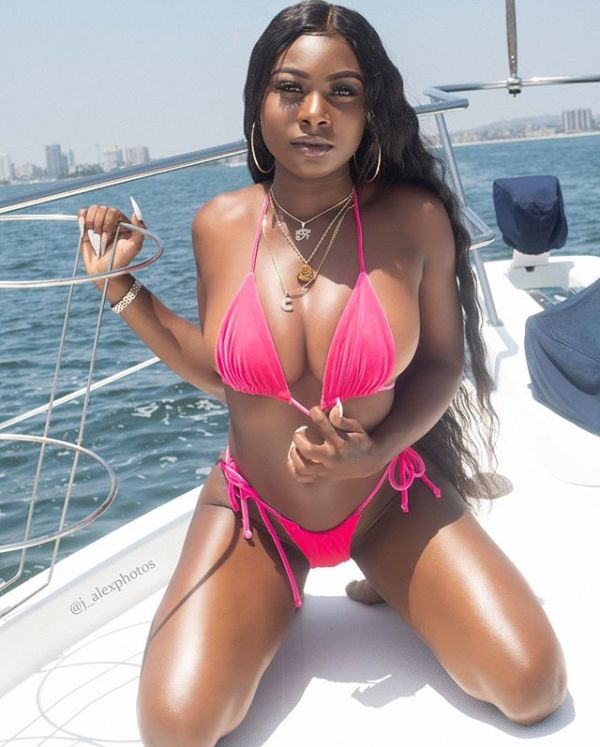 Savanna @fineasssavanna x Lisa @lisa.wanwisa x Cyndi @high.maiintenance x Nisha J @itsnishaj: Yachting Season - J. Alex Photos
