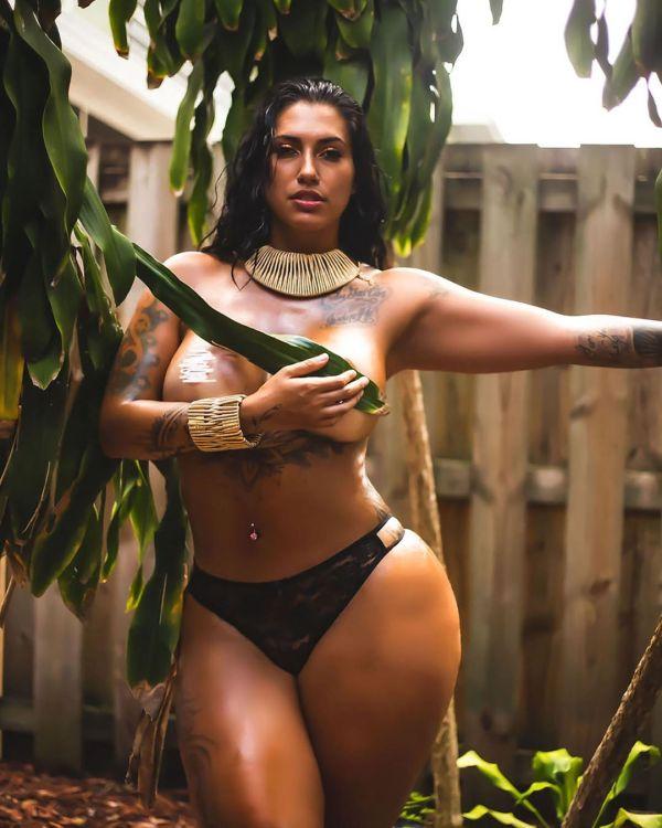 Esmeralda Valiente @esmeralda_valiente x D WiLL Made-it