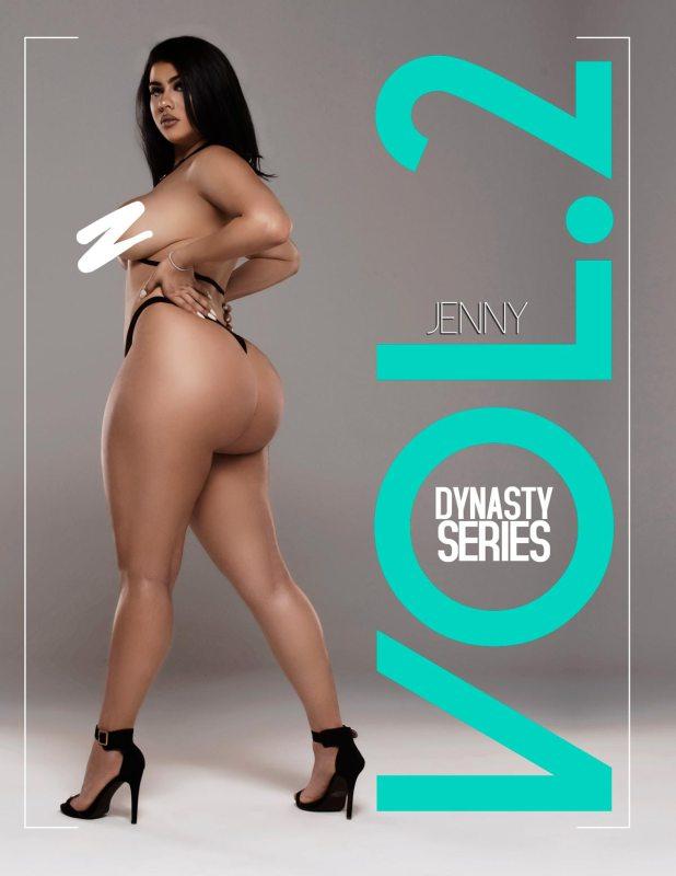 Volume 2 – Jenny Castro