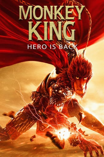 Monkey King: Hero Is Back (2015) - Movisubmalay Official