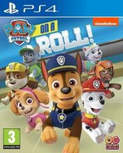 PAW Patrol On a Roll PS4 PKG
