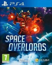 Space Overlords PS4 PKG