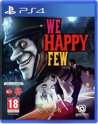 We Happy Few PS4 PKG