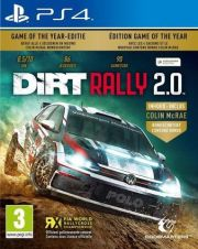 DiRT Rally 2.0 PS4 PKG