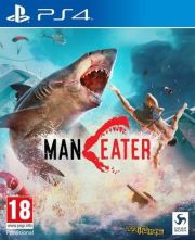 Maneater PS4 PKG