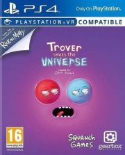 Trover Saves the Universe PS4 PKG