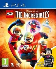 LEGO The Incredibles PS4 PKG