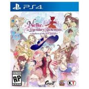 Nelke and the Legendary Alchemists ~Ateliers of the New World~ PS4 PKG
