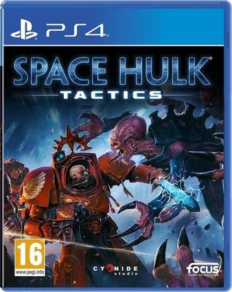 Space Hulk: Tactics PS4 PKG