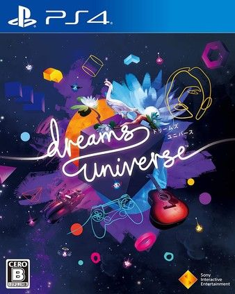 Dreams Universe PS4 PKG