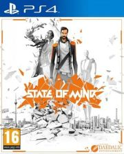 State of Mind PS4 PKG