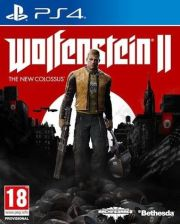 Wolfenstein II: The New Colossus PS4 PKG