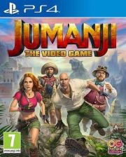 JUMANJI: The Video Game ps4 pkg