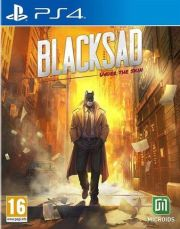 BLACKSAD: Under the Skin PS4 PKG