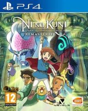 Ni no Kuni: Wrath of the White Witch Remastered PS4 PKG