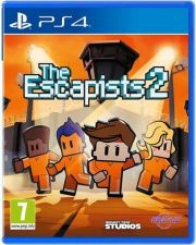 The Escapists 2 – Game of the Year Edition PS4 PKG