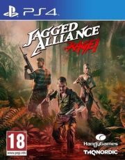 Jagged Alliance: Rage! PS4 PKG