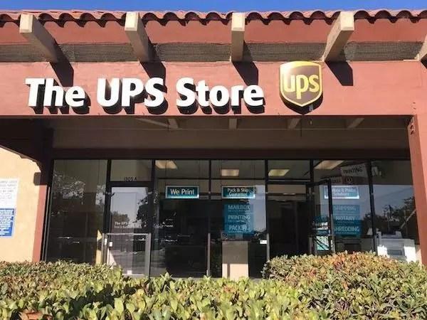 the ups store cvs