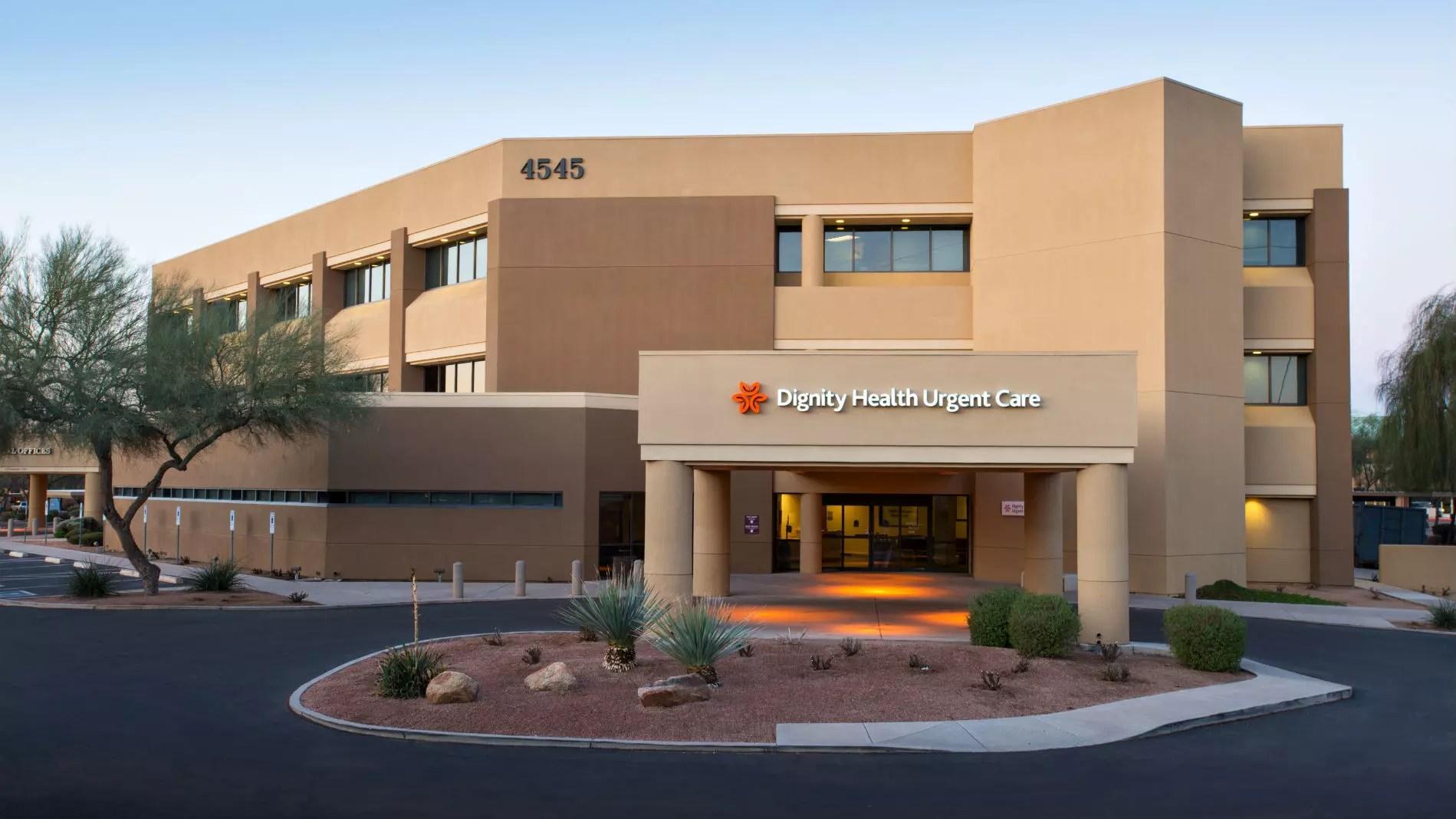Dignity Health Urgent Care in Ahwatukee  Phoenix AZ