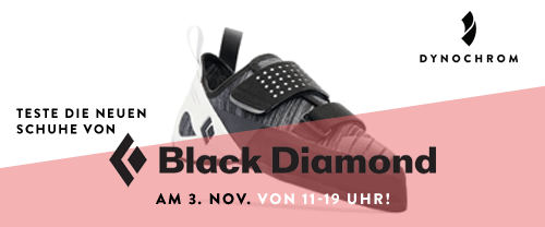 Black Diamond Test n Feel am 3.Nov. 11-19 Uhr