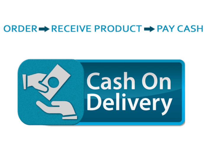 Cash On Delivery [COD] - DYNOKART