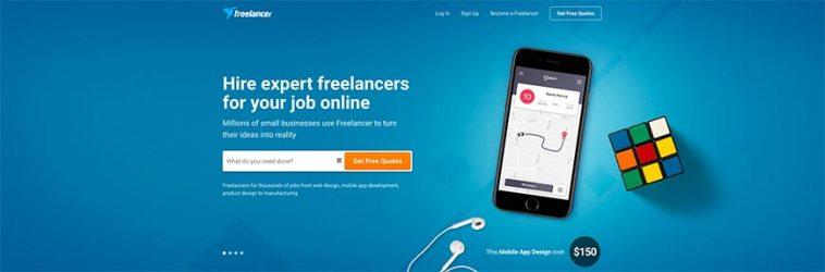 freelancer freelance website