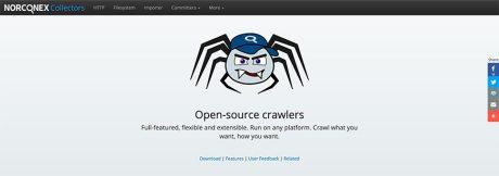 norconex website crawler