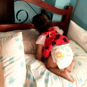 dyosathemomma: Pampers Baby-Dry is the best diaper moms trust