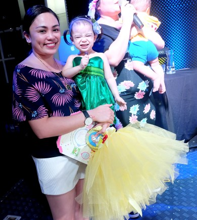 dyosathemomma: Boobstacular Costume Party Halloween at the PBA Cafe for Breastfeeding Moms in the Philippines